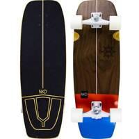 """SKATEBOARD Wide Surfskate  FREERIDE STREETCLOUD-9 75 cm 25.5"""" acero"""