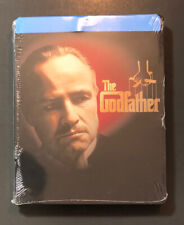 The Godfather [ Limited Edition STEELBOOK ] (Blu-ray Disc) NEW