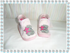 Chaussons Bottillons Pantoufles Montantes Roses Me to You Pointure 27