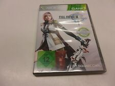 XBox 360  Final Fantasy XIII Classics