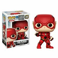 Funko Pop! Heroes: Justice League Movie - The Flash W/ Protector In Stock
