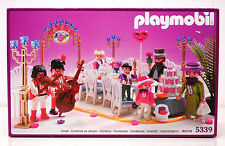 NEW SEALED Vintage Playmobil 5339~Victorian Wedding for Dollhouse Mansion 5300