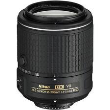 Nikon F SLR Telephoto Camera Lenses