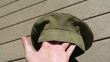 WW1 Era US ARMY MILITARY Dress Visor Cap Hat Rain Cover