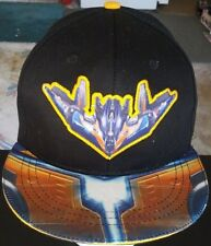 Marvel Guardians Of The Galaxy Milano Hat Cap Snapback Comic Book Movie NWOT NEW