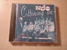 NYJO - NATIONAL YOUTH JAZZ ORCHESTRA - COTTONING ON - CD