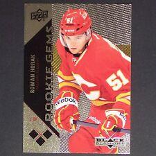 ROMAN HORAK  RC  2011/12  Black Diamond Rookie Gems #176  Calgary Flames  Single