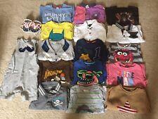 Paquete Chicos edad 1 ropa 12 - 18 meses Gap siguiente Zara T-shirt jumper shoes