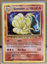 Pokemon TCG Evolutions - Ninetales 15/108 Rare Holo - NM