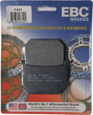 EBC BRAKE PADS Fits: Suzuki GN250,GS450L,GV1200 Madura,GV700GL Madura,GS450GA,GS