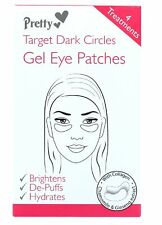4 Gel Under Eye Dark Circle Patches Pads Mask Fine Lines Anti Ageing Massage