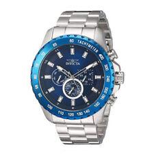 Invicta Men's 24212 Speedway Stainless Steel Chronograph Watch / NEW