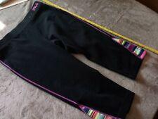 Fila Running Biking Sportswear Shorts Womans Small 9 % spandex stretch