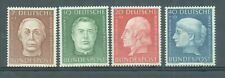 Germany 1954 Humanitarian Relief sg.1126-9 MH set of 4