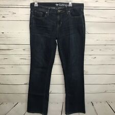 Gap 8 Women's Jeans Sexy Bootcut Fit Inseam 31