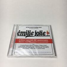 Emilie Jolie 30th Anniversary Edition / O.C.R. CD Album - New & Sealed