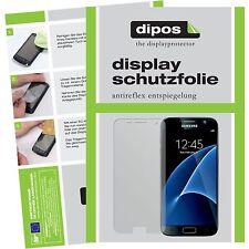 2x Samsung Galaxy S7 Film de protection d'écran protecteur antireflet
