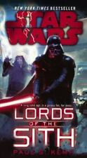 Star Wars Lords of the Sith (Hardback or Cased Book)