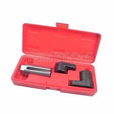 "3 Pcs 3/8"" Drive Oxygen O2 Sensor Wrench Socket Set"
