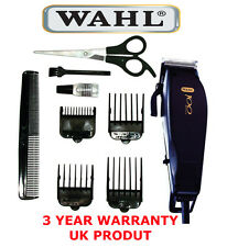 Wahl 100 Series-10 Piece Hair Cutting Kit Mains Clipper Trimmer Kit 79233-017
