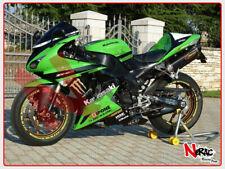 Kit Carena ABS Completa Verniciata Kawasaki Ninja ZX10R 06/07 Replica MotoGP 08