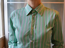 Ralph Lauren Collared Fitted Casual Tops & Shirts for Women