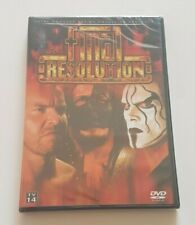 TNA Impact Wrestling Final Resolution 2007 DVD