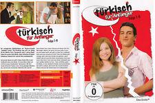 Türkisch für Anfänger / Folge 1-6 / DVD von 2012 / ! ! ! ! !