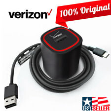 OEM Verizon LOGO Charger and/or Type-C Data Cable for LG HTC Motorola ZTE