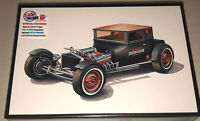 AMT 1925 Ford T Chopped 1:25 scale 2in1 plastic model kit new 1167