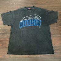 Orlando Magic Shirt Men's 2XL Basketball NBA Dwight Howard 12 Majestic