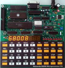 Motorola 68008 Microprocessor Kit