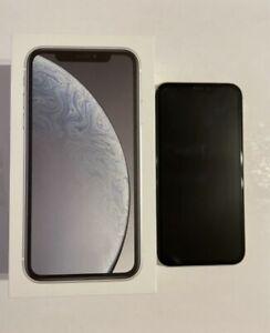 iPhone XR White 64 gb unlocked