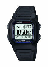Casio Collection W-800H-1AVES Armbanduhr für Herren