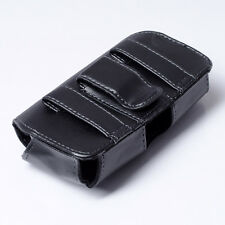 Leather Carrying Case Cover Holster Clip for Samsung Rugby 4 by ATT - NEW