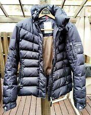 Bogner Fire and Ice Womens Ski Jacket Size 8 Black Down EUC wore 2x Smoke free