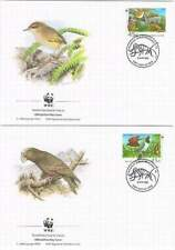 WWF 4 x FDC New Zealand 1993 - Vogels / Birds / Duck (171)