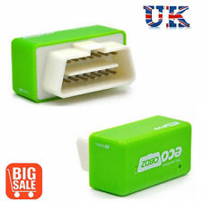 ECO OBD2 Detector Flasher Fuel Power Economy Chip Tuning Box 1Pc for Petrol Cars