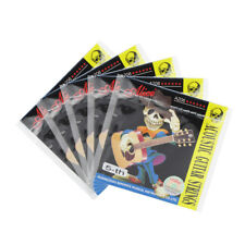 Set 5pcs A-5th Guitar Single String Stainless Steel Strings for Acoustic Guitar