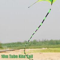 10m/32ft KITE TUBE TAIL 3D TAIL For Delta kite/Stunt /Software kites