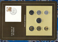 Coin Sets of All Nations Italy 1982 - 1984 UNC 100 Lire 1983