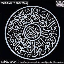 NEW Sabla Tolo 2: Further Journeys Into Pure Egyptian (Audio CD)