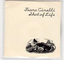 (EF53) Franc Cinelli, Shot of Life - 2013 DJ CD