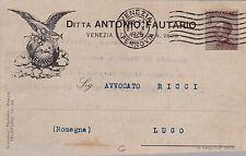 # VENEZIA: TESTATINA ANTONIO FAUTARIO F. AV- 1925