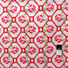 Tanya Whelan PWTW046 Sugar Hill Rose Trellis Red Fabric By Yd