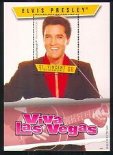 St Vincent 2009 Elvis/Film/Cinema/Music 1v m/s (n32421)