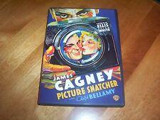 PICTURE SNATCHER James Cagney Film Noir 1930's Gangster Classic 30's Film DVD