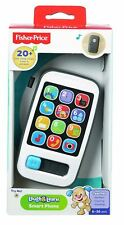 Fisher Price FISHER-PRICE LAUGH & LEARN PHONE GREY Developmental Toy BN