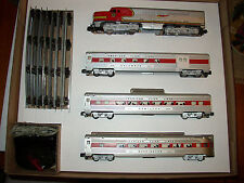 New Item! American Flyer 20620 The Chief Set 4 Inserts Only No Trains