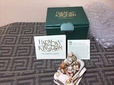 Harmony Kingdom Fab 5 Party Boys Trinket Jar In Box , 2000, Signed